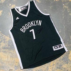 Adidas Brooklyn Nets Joe Johnson Swingman Jersey L